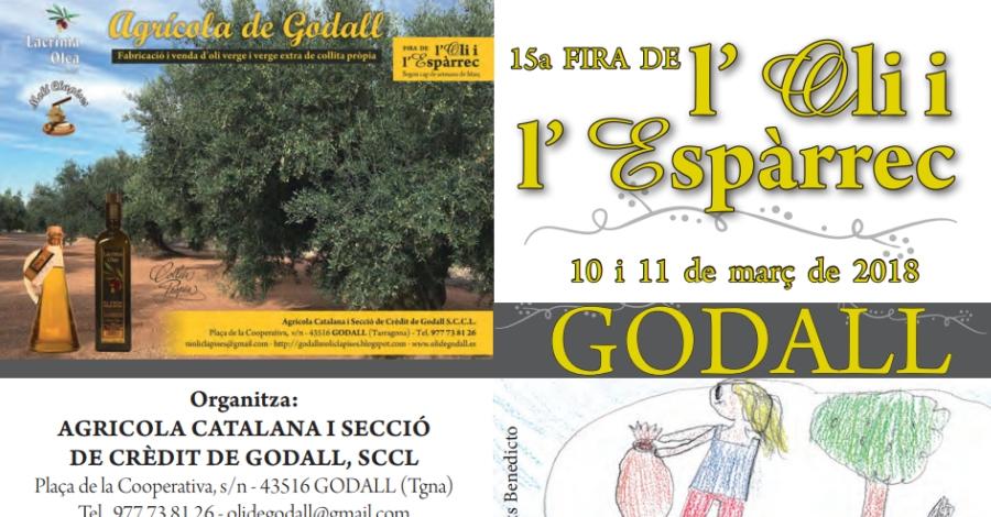 15ena Fira de l'Oli i l'Espàrrec de Godall