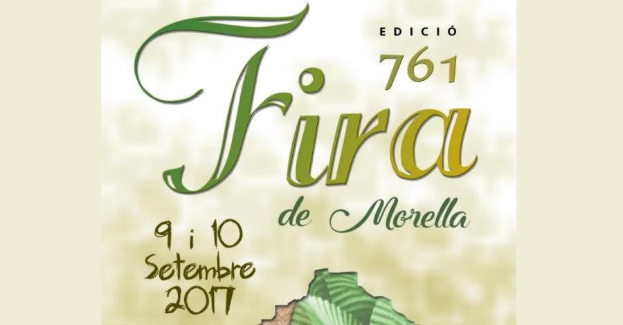 761 edició Fira de Morella