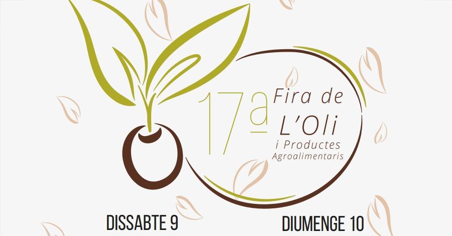 17a Fira de l'Oli i productes alimentaris