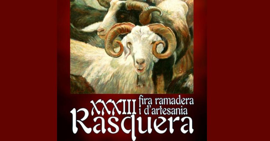XXXIII Fira ramadera i d'artesania Rasquera