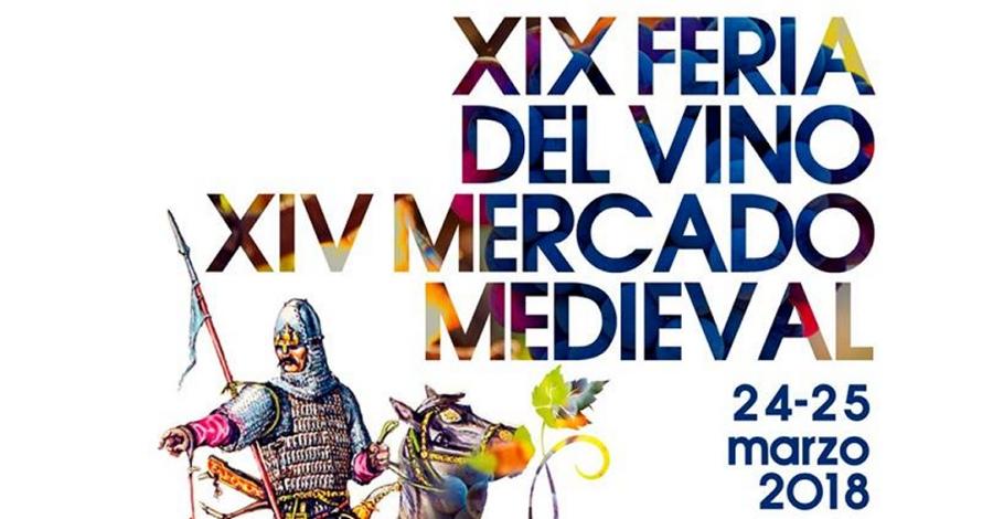 XIX Fira del Vi de Queretes. XIV Mercat Medieval