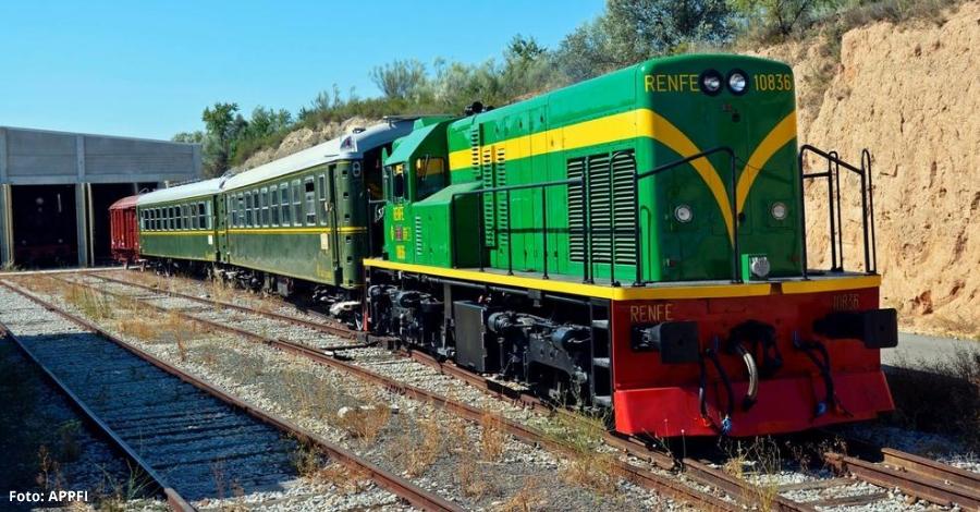 Flix s'afegeix al projecte del Tren Turístic Lo Caspolino