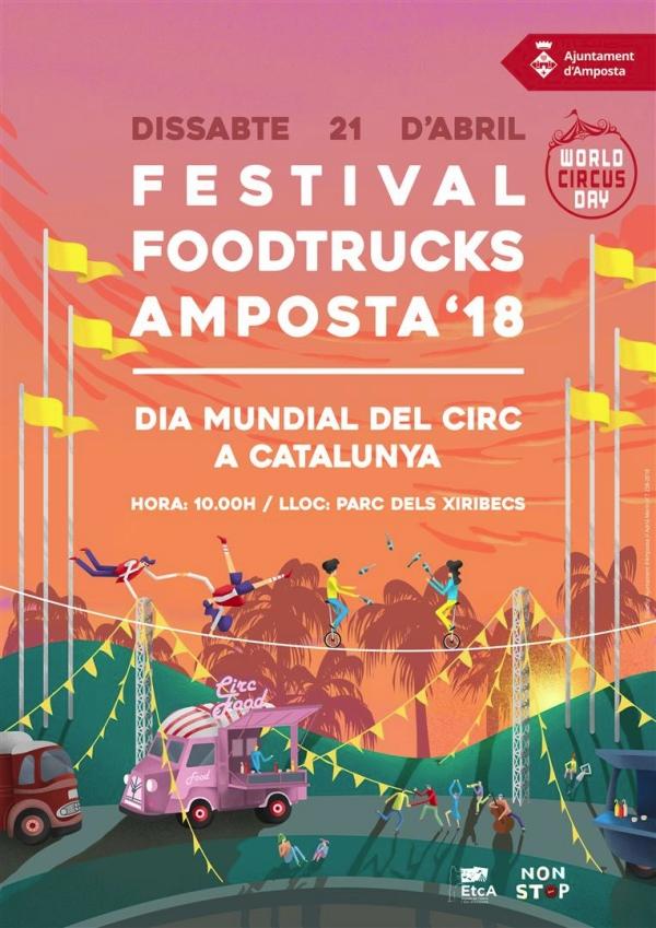 Festival Foodtrucks Amposta