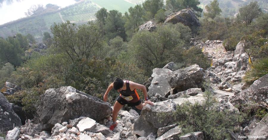 Garcia enceta el calendari 2018 de curses per muntanya, BTT i duatló de la Ribera d'Ebre