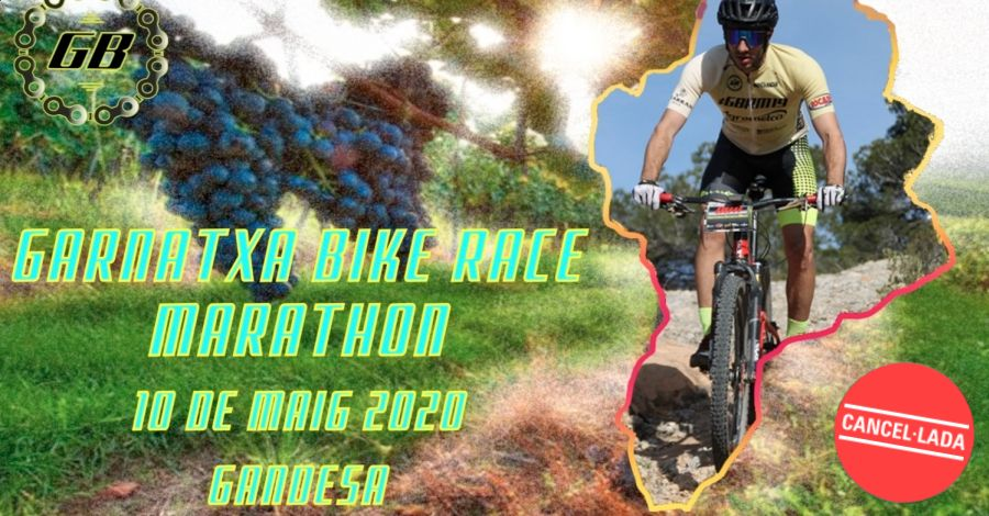 Garnatxa Bike Race Marathon CANCEL·LADA