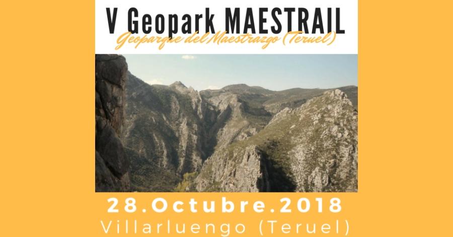 Geopark MAESTRAIL 2018