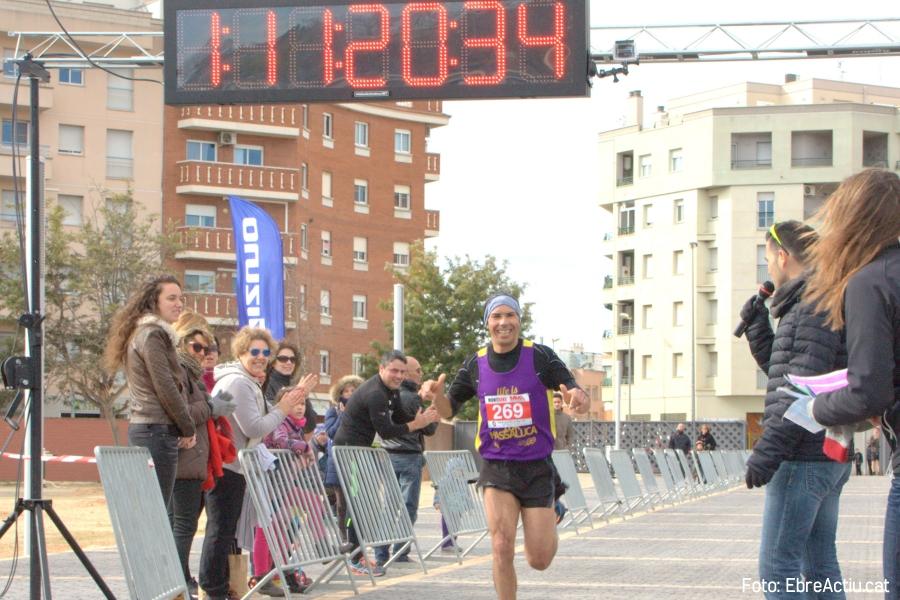 Diumenge dos curses a Amposta: la primera del Running Series i la mitja marató «Premi Terres de l