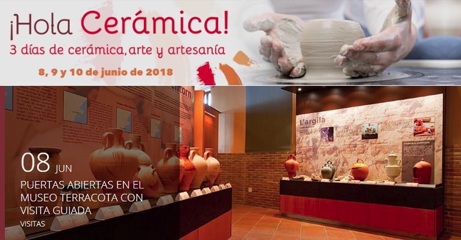 Hola Ceràmica. Visites guiades al Museu Terracota de La Galera