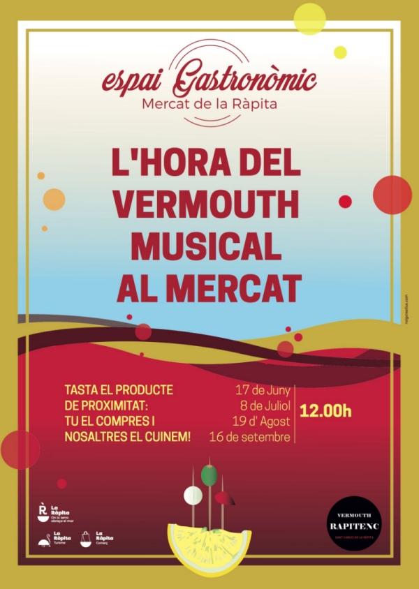 L'Hora del Vermut Musical a La Ràpita