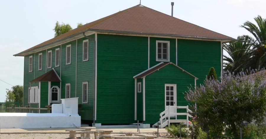 Actualització dels horaris de l'Ecomuseu i la Casa de Fusta