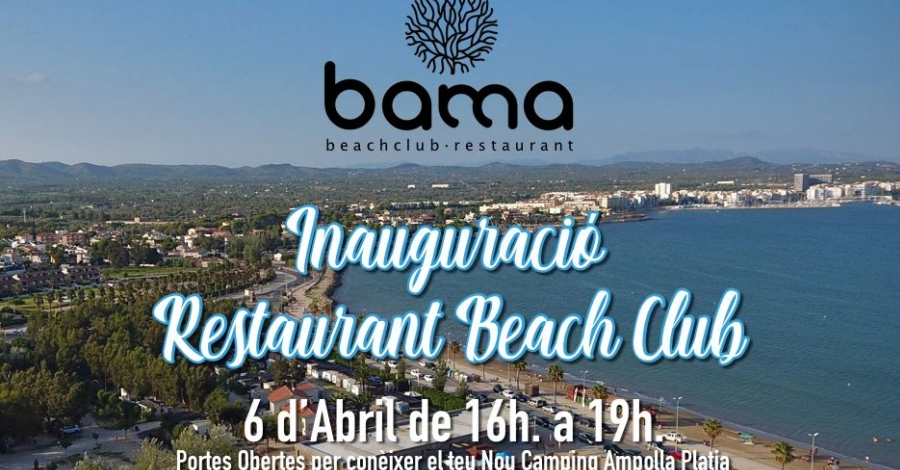 Inauguración Restaurante Beach Club