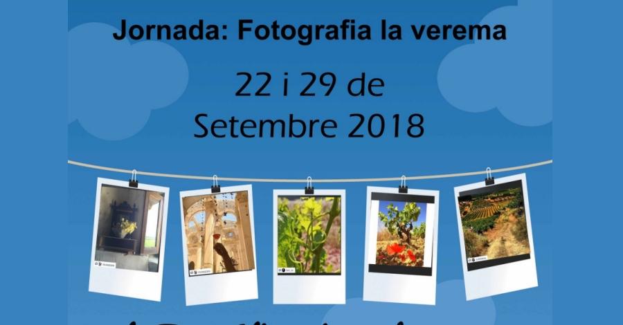 Jornada: Fotografia la verema