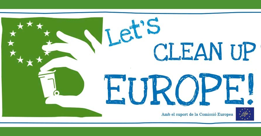 European Clean Up Day!: Jornada de neteja a Gandesa