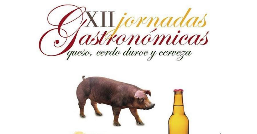XII Jornades Gastronòmiques de l'IES Matarranya (formatge, porc duroc i cervesa)