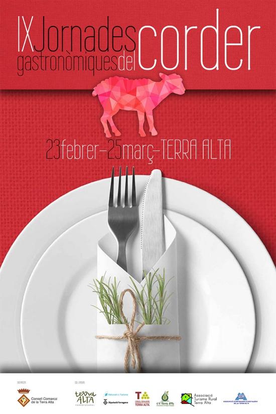 9es Jornades Gastronòmiques del Corder de la Terra Alta