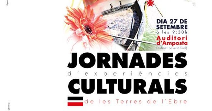 Jornades d'experiències culturals de les Terres de l'Ebre