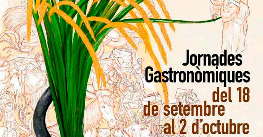 XVIII Jornades gastronòmiques de l'arròs a l'Ampolla