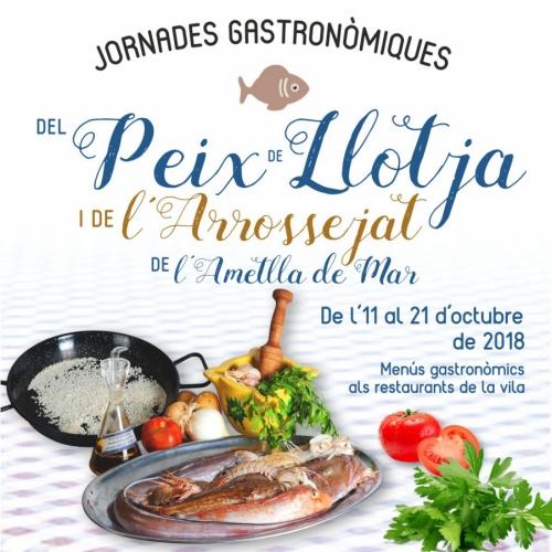 Jornades gastronòmiques del peix de Llotja i de l'arrossejat de L'Ametlla de Mar