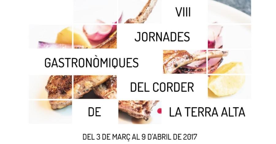 VIII Jornades gastronòmiques del corder de la Terra Alta
