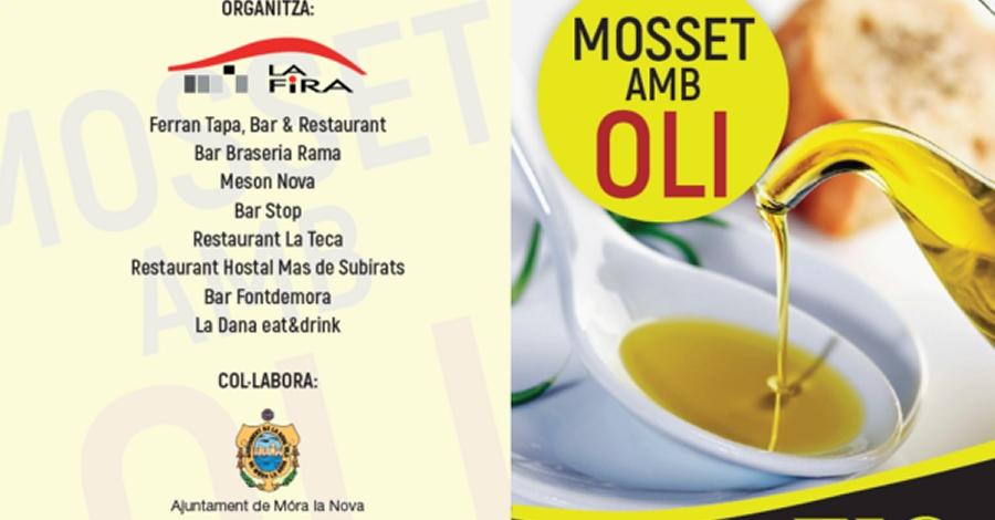"""3es jornades gastronòmiques """"Mosset amb Oli"""""""