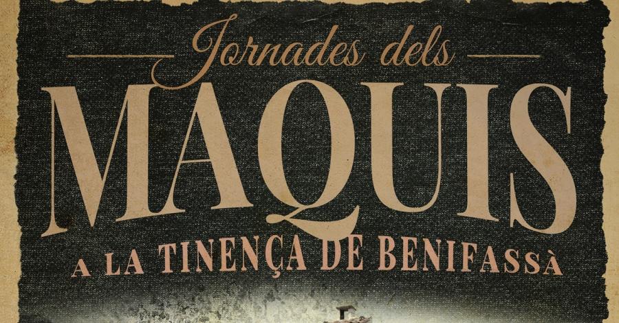 Jornades dels Maquis a la Tinença de Benifassà