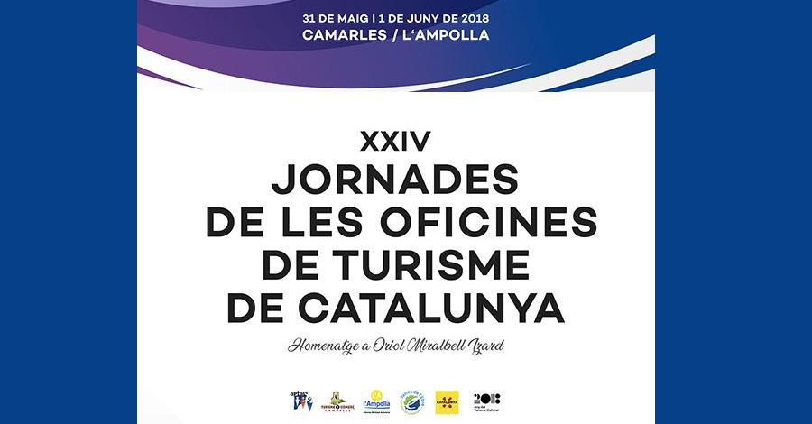 XXIV Jornades de les Oficines de Turisme de Catalunya