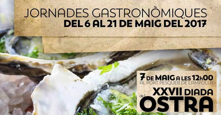 Jornades gastronòmiques de l'ostra del Delta