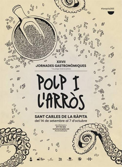 27enes Jornades Gastronòmiques del Polp i l'Arròs