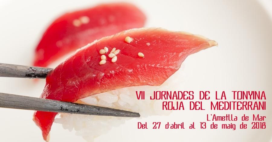 VII Jornades de la tonyina roja del Mediterrani