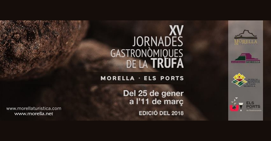 XV Jornades Gastronòmiques de la Trufa de Morella