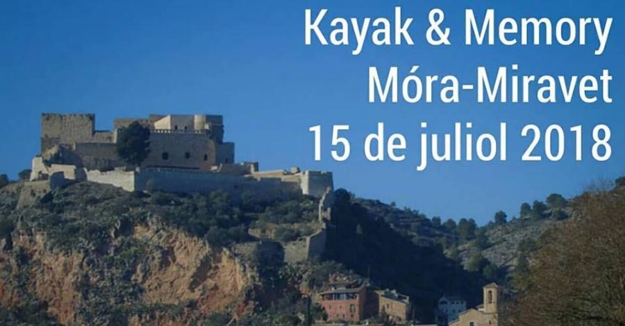Kayak & Memory Móra d'Ebre-Miravet