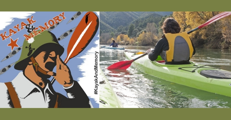 Kayak & Memory, de Móra d'Ebre a Miravet