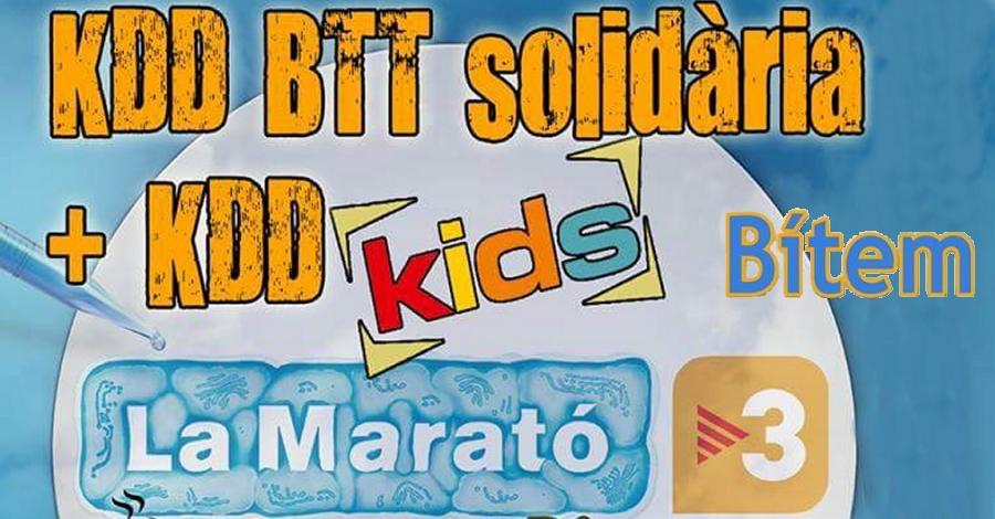 KDD BTT solidària i KDD kids