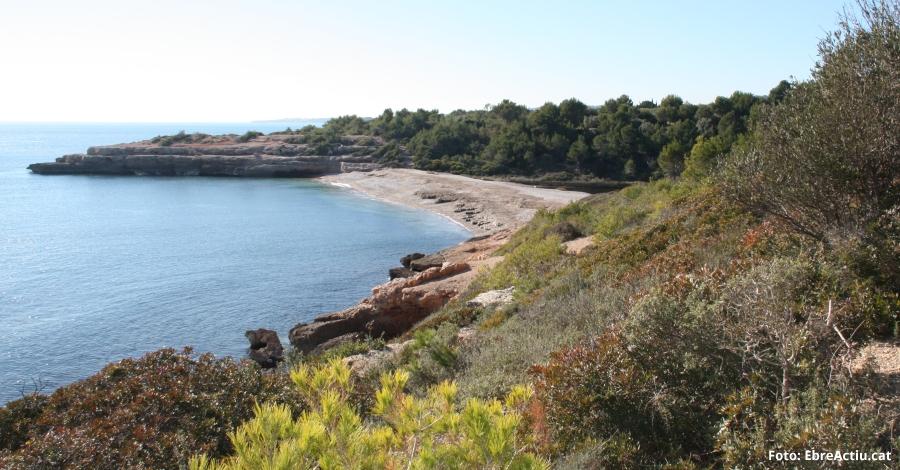 L'Ametlla de Mar lidera el rànquing de platges verges amb set distintius
