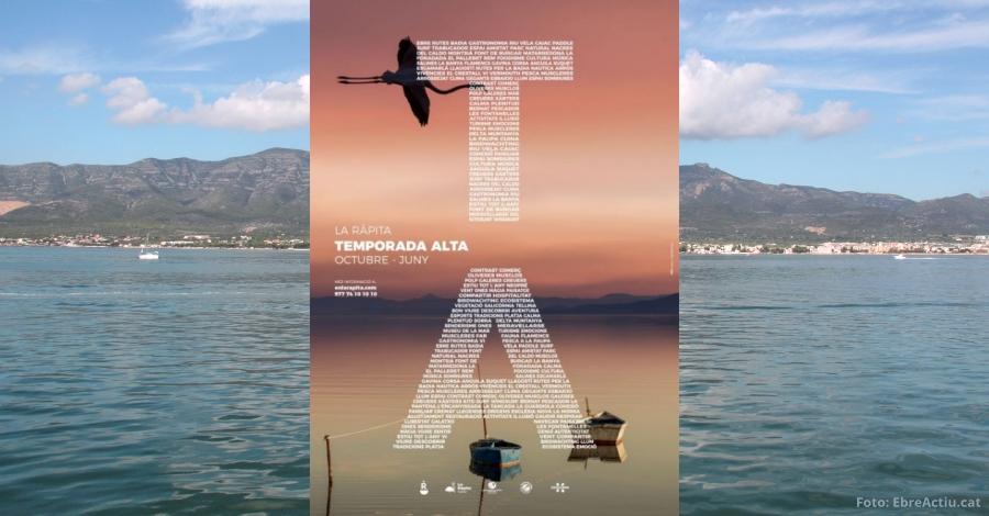 La Ràpita presenta la campanya Temporada Alta per atreure visitants tot l'any