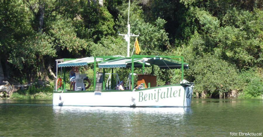 Les Coves i el Llagut de Benifallet reben més de 32.000 visites aquest 2016