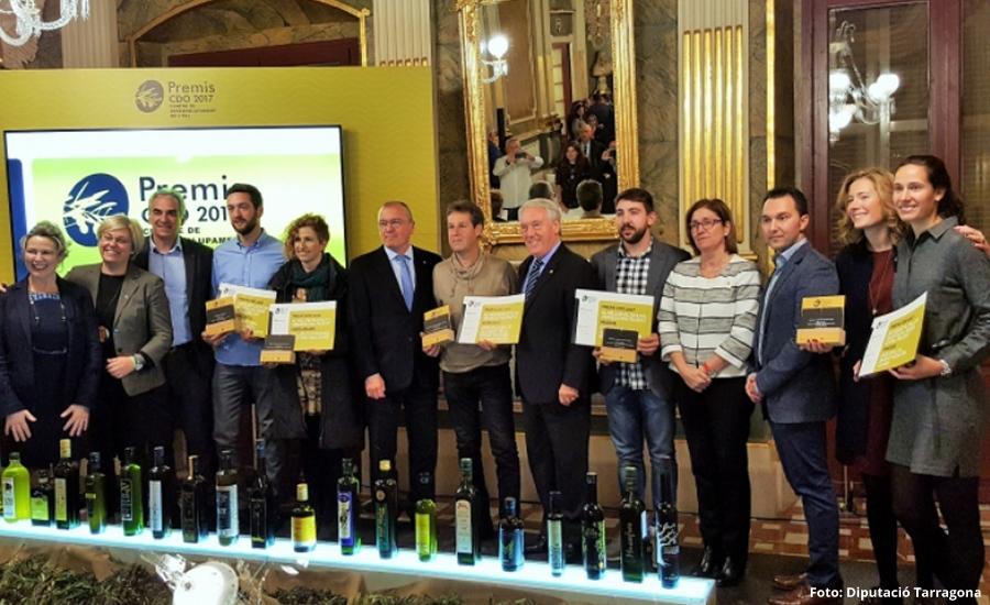 Premis del Centre de Desenvolupament de l'Oli (CDO)