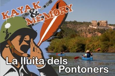 Kayak & Memory, la lluita dels pontoners