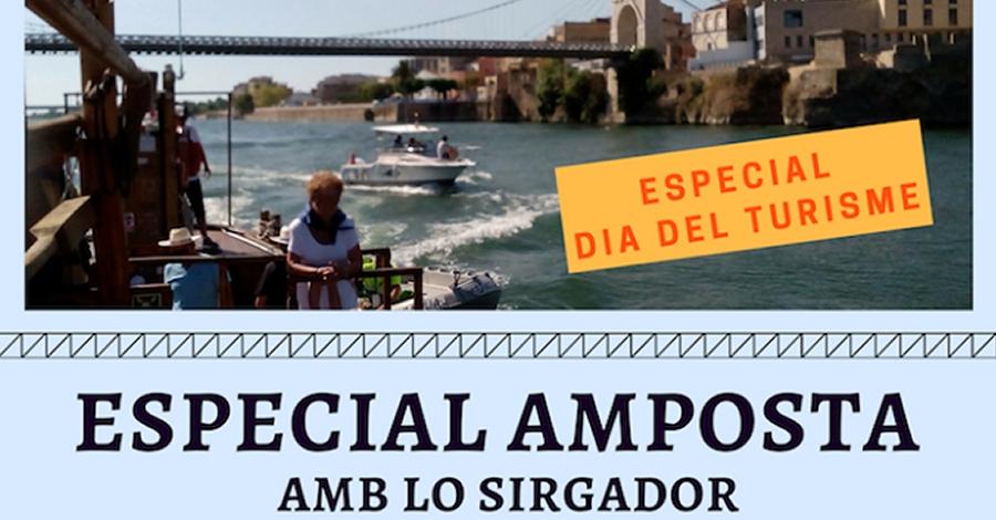 Lo Sirgador, especial Dia del Turisme Amposta