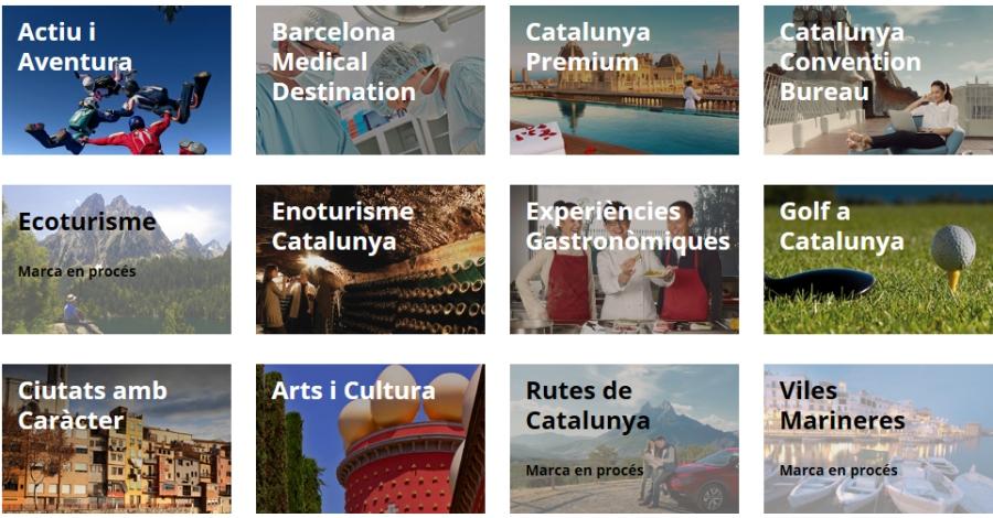 Gratuïtat d'adhesió a les marques i segells de l'Agència Catalana de Turisme