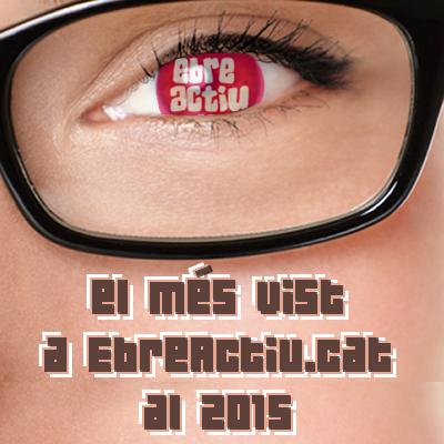 El més vist al 2015 a EbreActiu.cat