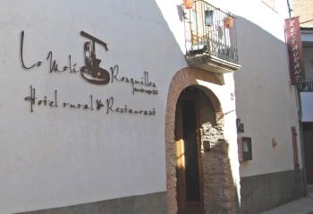 LO MOLÍ DE ROSQUILLES<br>Hotel rural & Restaurant a Masdenverge   EbreActiu.cat, revista digital per a la gent activa
