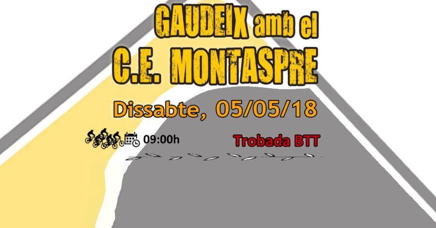 Trobada BTT Montaspre