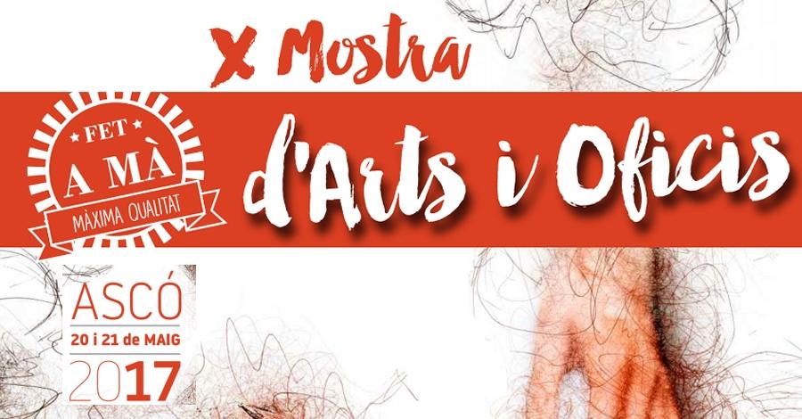X Mostra d'arts i oficis d'Ascó