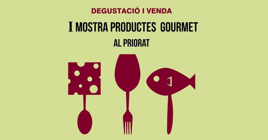 I Mostra de productes gourmet al Priorat