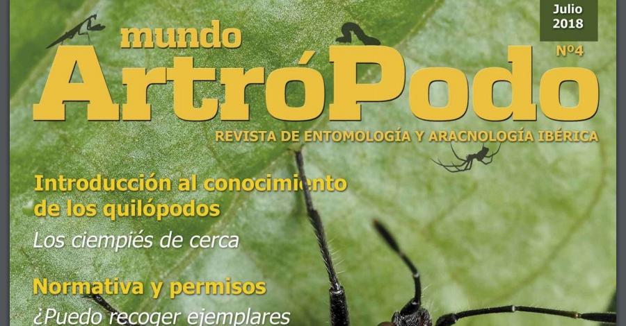 Una publicació per als aficionats a l'entomologia