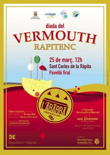 Arriba una nova edició de la Diada del Vermouth Rapitenc a La Ràpita | EbreActiu.cat, revista digital per a la gent activa