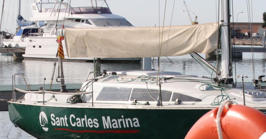 El port de la Ràpita comença a operar com a base de rutes de xàrters nàutics