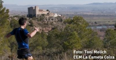 7a edició de la cursa de muntanya «La Cameta Coixa» de Miravet: corrent com els templers