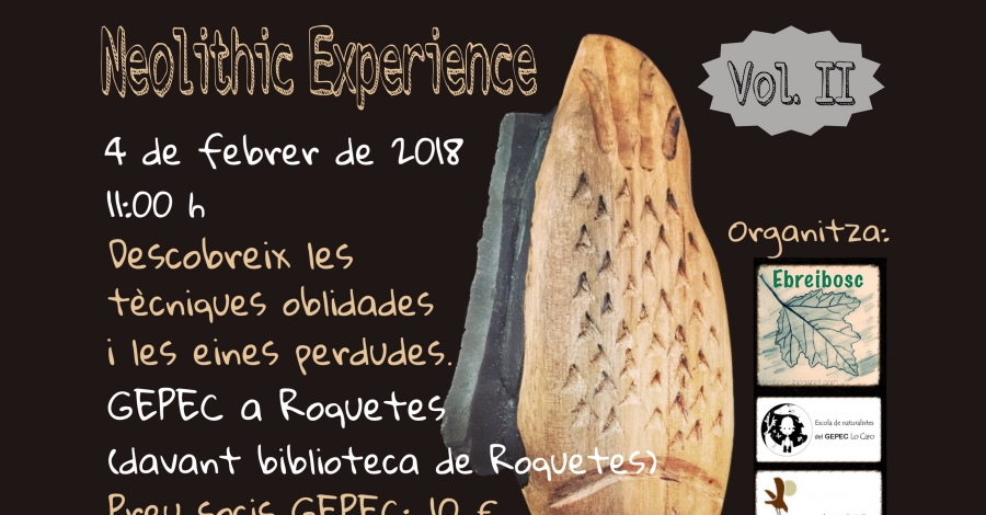 Neolithic Experience Vol II
